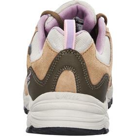 Hi-Tec Alto II Low WP Zapatillas Mujer, light taupe/grey/horizone
